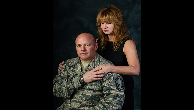 Family bond gets Veteran Airman through PTSD